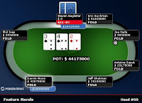 Hand No. 90, 2009 WSOP Main Event