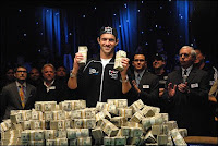 Joe Cada, 2009 WSOP Champ