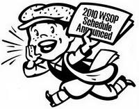 2010 WSOP Schedule Announced
