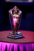 LAPT Lima winner's trophy