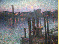 maximilien luce port of london nights