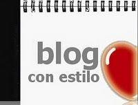 Premio a mi blog por Carlos de Niro