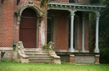 Sauer Castle Front Entrance