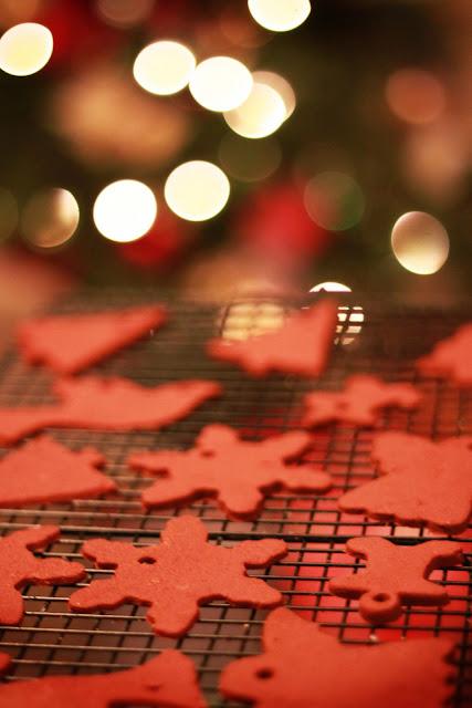 cinnamon glue ornament How to