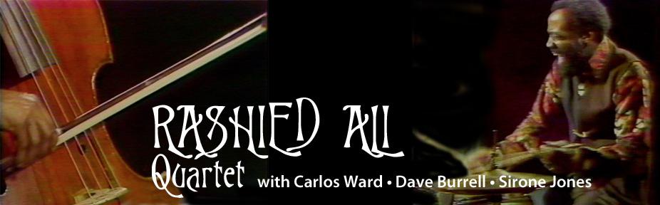 Rashied Ali Quartet + Quintet - Moon Flight