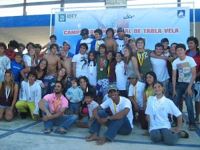 campeonato nacional mexicano de windsurf 2009 progreo, yucatan