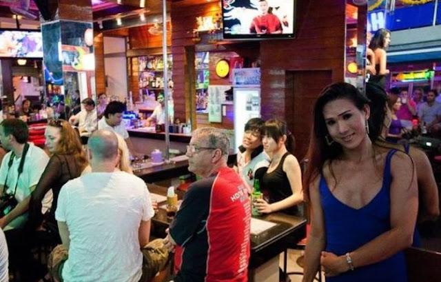 prostitution in thailand legal or illegal