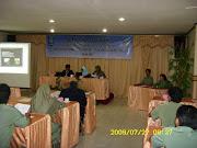 Semiloka KAT (Komunitas Adat Terpencil) 2009. Darus Altin