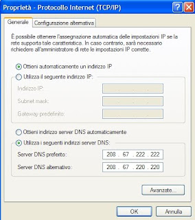COME VELOCIZZARE L'APERTURA DELLE PAGINE INTERNET