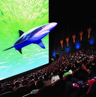 VIDEO DA VEDERE CON OCCHIALI 3D DEL CINEMA