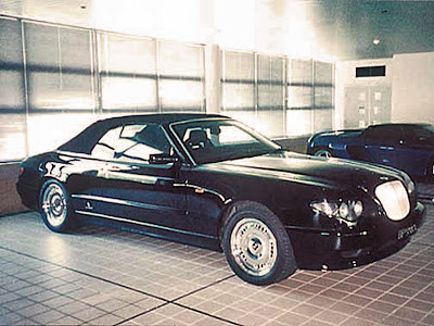 Bentley B2 by Pininfarina