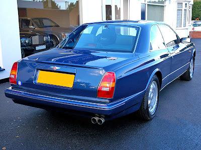 Sultan of Brunei Bentley Continential R Special