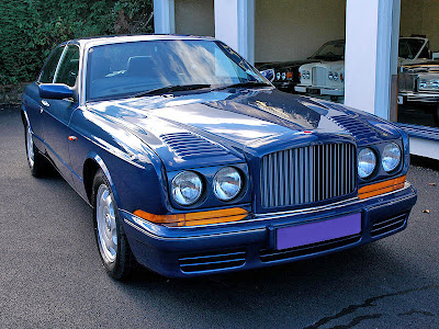 Sultan of Brunei Bentley Continential R Special