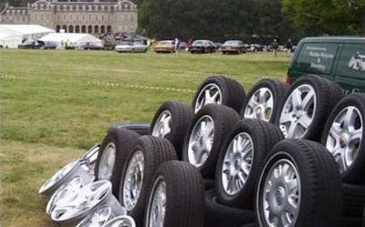 bentley turbo r alloy wheels