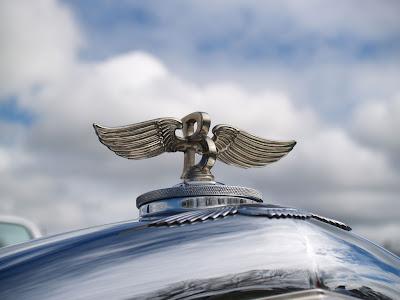 bentley mascot flying b