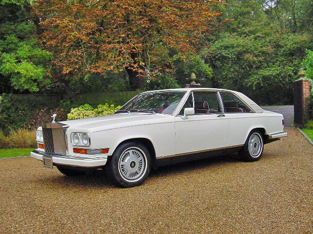 Rolls Royce Camargue Limited