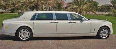 BENTLEY SPOTTING: Mutec Rolls Royce Official Coachbuilder