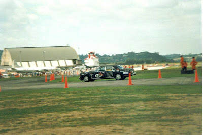 Bentley Turbo R Power Slide