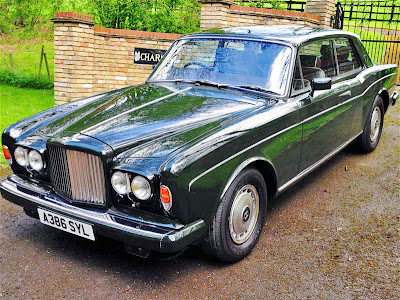 Rolls Royce Bentley Corniche