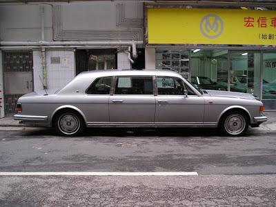 Rolls - Royce Park Ward