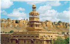 Mondir Palace, Jaisalmer