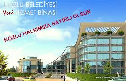 Kozlu Belediye Binası