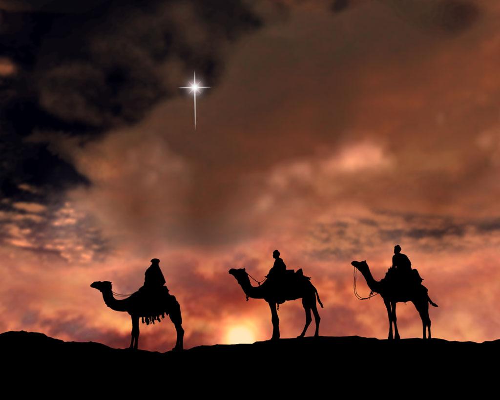 Dare to create...: Three Wise Men are coming...