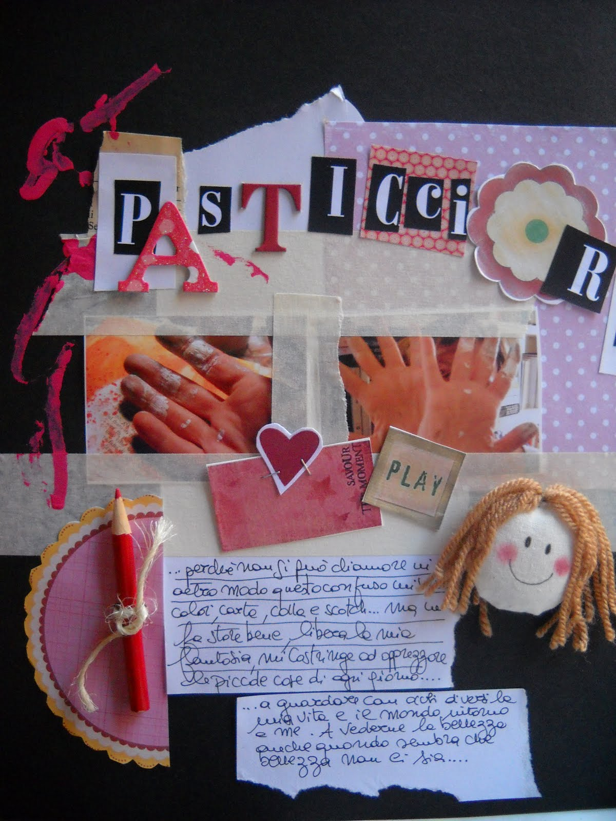 MANIFESTO SCRAP (ovvero: lo scrap secondo me)