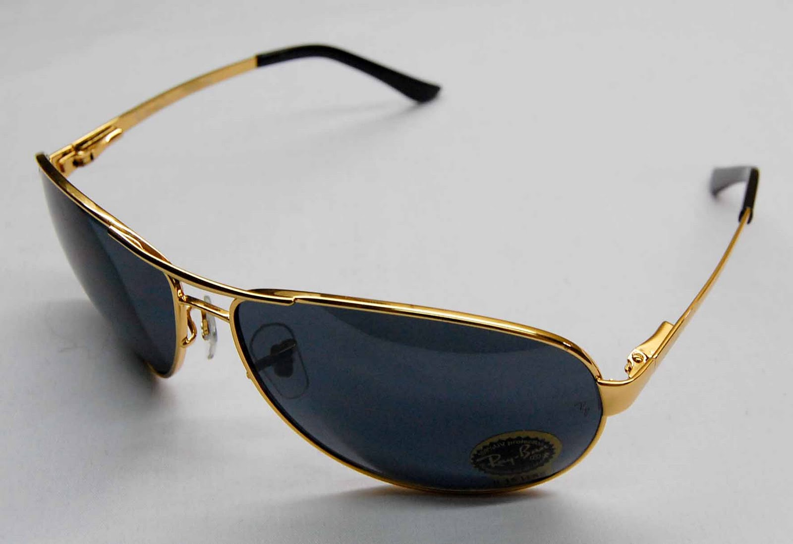 ray ban warrior lenses