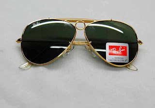 [WTS] Ray-Ban® Sunglasses 3138+Gold+Green