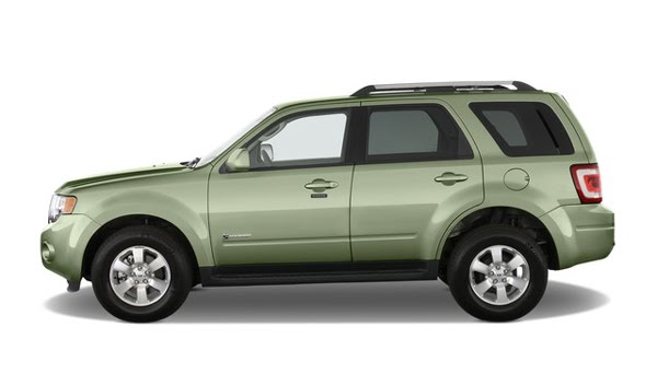 Ford Escape 2010 is a 4-door,