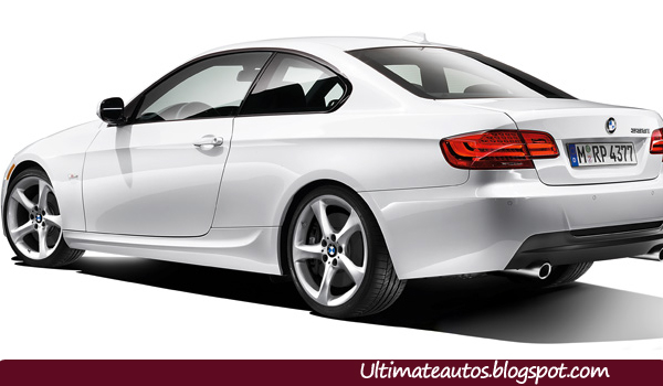 ultimate autos: 2011 bmw 3 series coupe