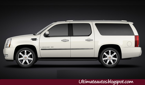 2011 Cadillac Escalade Esv Walk Through Electric Sports Car