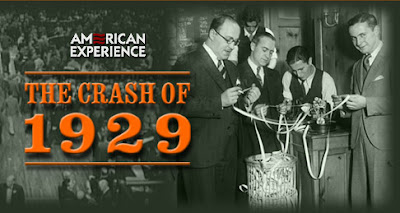29 crash wgbh History of Great Depression