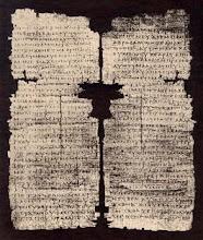 Manuscrito en copto