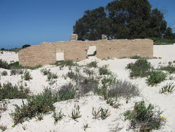 The old telegraph station at Eucla
