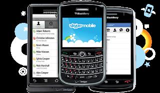 برنامج سكايبي موبايل Skype mobile 1.1.0