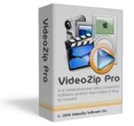 تحميل تنزيل برنامج ضغط فيديو VideoZip Pro برابط مباشر