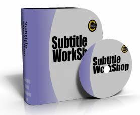 برنامج دمج الترجمة مع الفيلم Subtitle Workshop