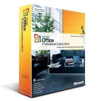 تحميل برنامج اوفيس Office 2003 كامل