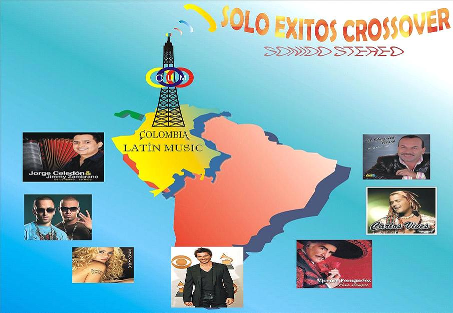 COLOMBIA LATIN MUSIC