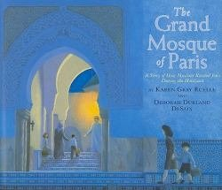 grandmosque Give Thanks for NONFICTION MONDAY in Practically Paradise