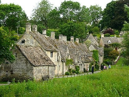 Just Another Ragbag Romantic Villages