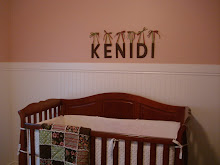 Kenidi&#39;s Nursery - Work in Progress