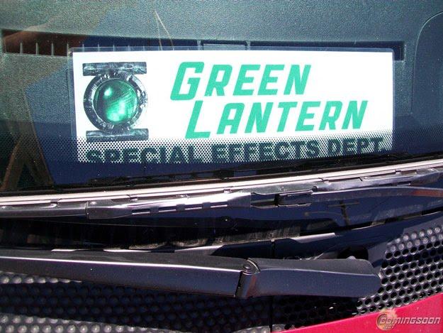GREEN LANTERN - CONFIRMADO.....LA PELI ES UNA PUTA MIERDAKA...... Gl