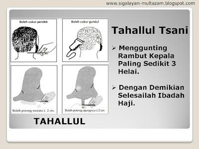 proses pelaksanaan ibadah haji