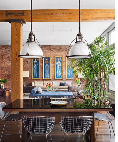 COCOCOZY: EXPOSED IN A MODERN NYC LOFT!