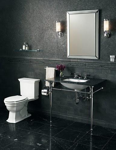 Interior Design Furnishing Decoration Bathroom Tile Ideas
