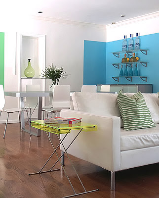 COCOCOZY: SEE THIS HOUSE: BLOCKING OUT A MODERN, CHIC AND COLORFUL ...