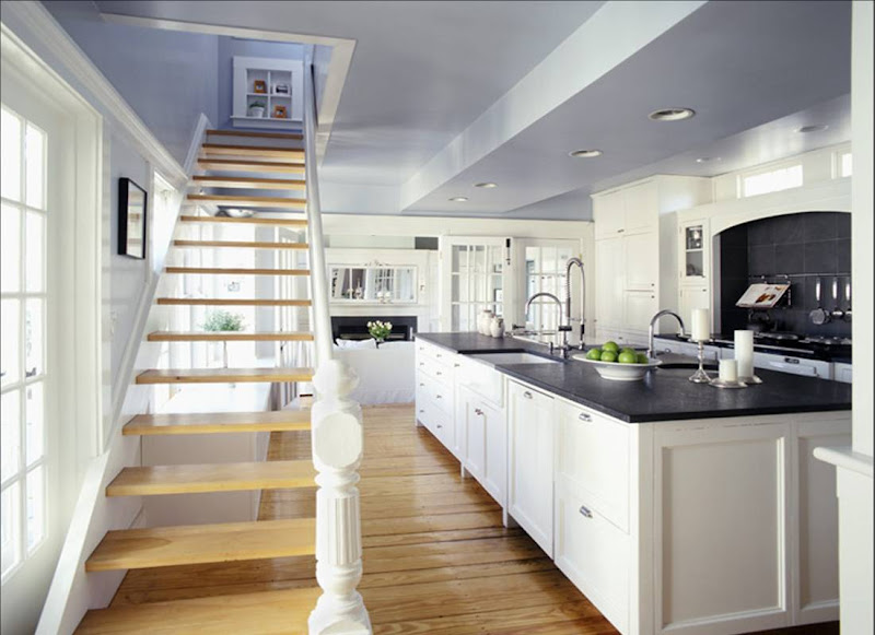 COCOCOZY: WHITE KITCHENS - THE BRIGHTEST OF WHITES TURNS CLASSIC